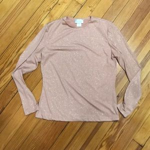 Gorgeous Linda Leal long sleeve shirt